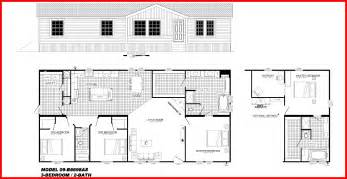 Floor Plans Homes Buccaneer Mobile Homes Floor Plans Quality Bestofhouse Net 1152