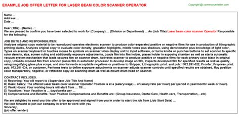 Per Diem Cover Letter by Per Diem Offer Letters