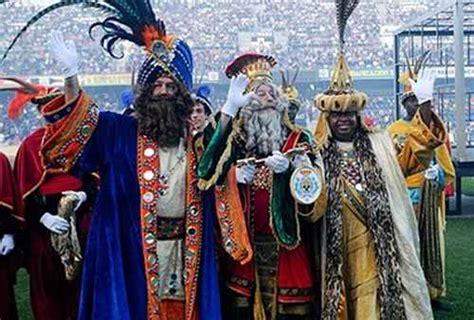 imagenes comicas reyes magos los reyes magos llegar 225 n al estadio diario de avisos