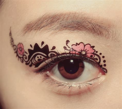 tattoo eye makeup eye tattoos and designs page 89