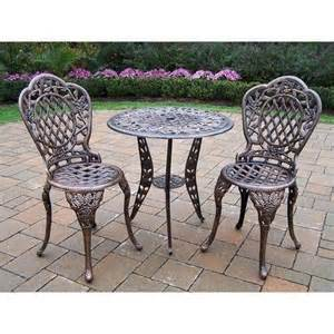 Wrought Iron Bistro Table And Chairs Wrought Iron Table And Chairs Ebay