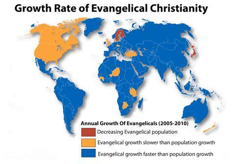 christian church growth statistics