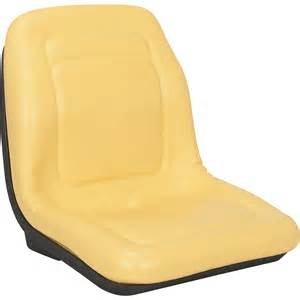 Seat Covers For Deere Gator A I Gator Seat Yellow Model Vg11696 Lawn Tractor