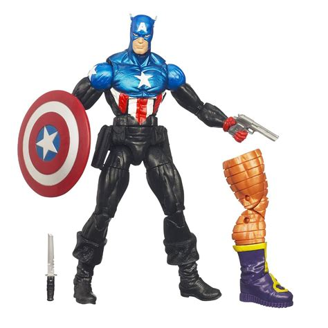 Figure Marvel happy memorial day add captain america to your marvel legends collection actionfigurepics