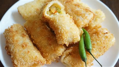 resep membuat risoles isi kentang resep risoles isi kentang opit petrok youtube