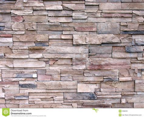 decorative stones for walls multi toned decorative wall stock photos image 308033