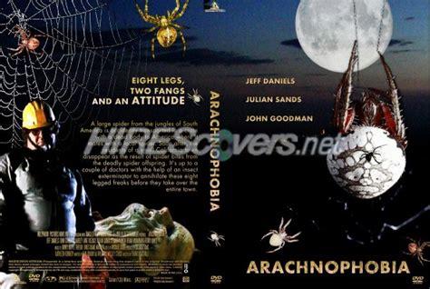arachnophobia film blu ray unboxing dvd cover custom dvd covers bluray label movie art