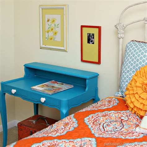 vibrant navajo blue paint color is a winner petticoat junktion