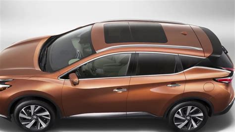 Nissan Murano Moonroof by 2017 Nissan Murano Moonroof If So Equipped