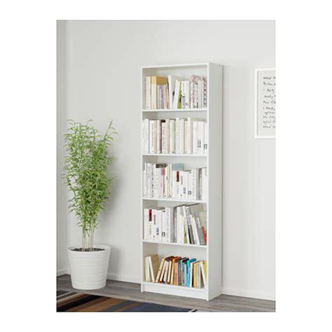 libreria laiva ikea gersby bookcase white 60x180 cm ikea