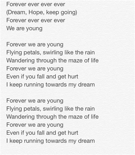 Bts Young Forever Lyrics | bts national on twitter quot lyric trans bts epilogue