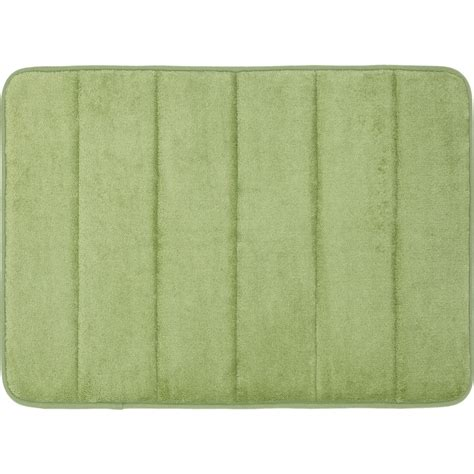 green bathroom rugs best carpet for bathroom homesfeed