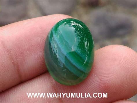 Gelang Batu Corak Batu Utama Hijau batu akik manau ginggang hijau kode 442 wahyu mulia