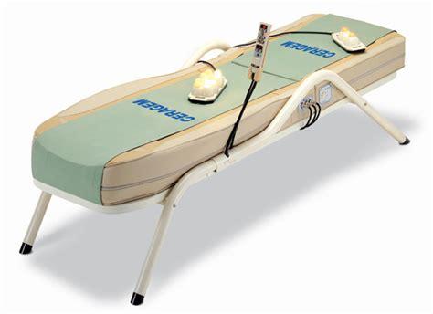 wts ceragem thermal massage bed for sale www
