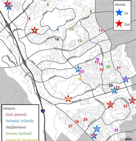 temecula christmas lights map 2014 183 the typical mom
