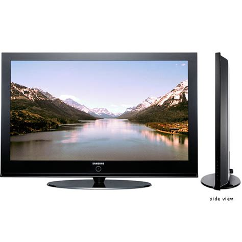 samsung hp t4264 42 quot high definition plasma tv hpt4264 b h