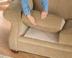 couch firmer as seen on tv diy repairs on pinterest sofa cushions couch and couch