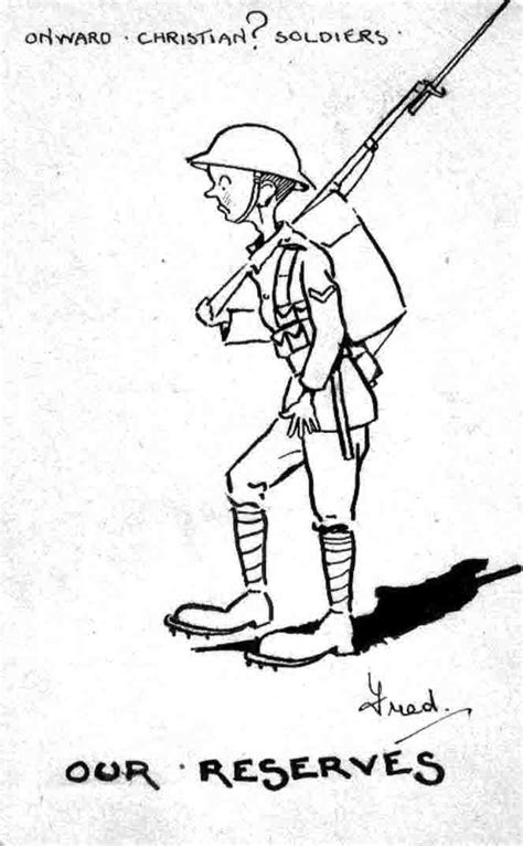 Soldier Drawing Outline by Soldier Outline Drawing
