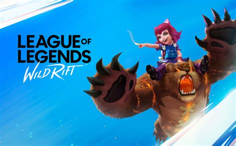 league  legends wild rift   confirmed  hit app