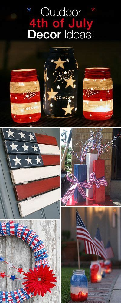 4th of july backyard decorations outdoor 4th of july decor ideas pictures photos and images for facebook tumblr
