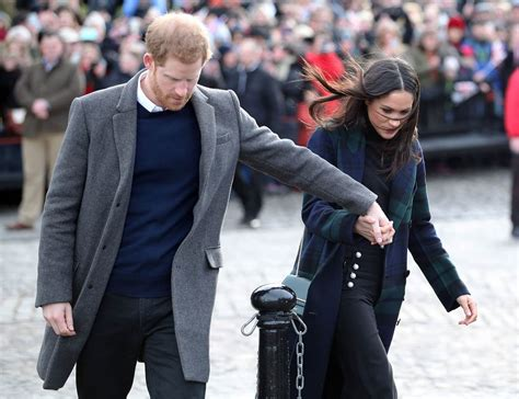 prince harry meghan prince harry and meghan markle visit scotland