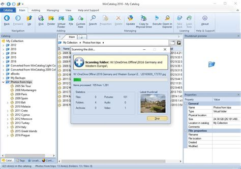 blog archives scanprogram file organizer software for windows wincatalog 2018