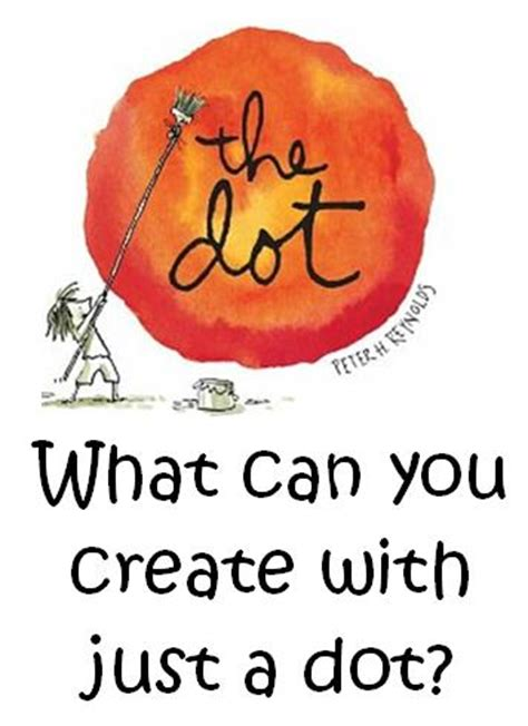 the dot picture book mrs johnson s grade creative writing with quot the dot