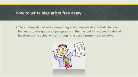 how to write a paper without plagiarizing how to write an essay without plagiarizing
