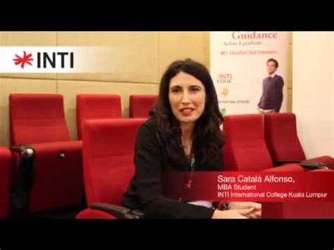 Inti Mba by Inti Mba Series As An Mba Student