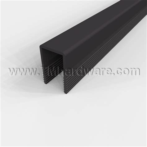 Rubber Door Sweeps For Exterior Doors Rubber Door Sweeps For Exterior Doors King E O 2 In X 36 In Silver Reinforced Rubber Door
