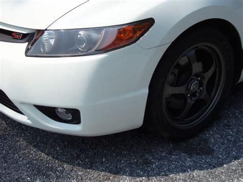 honda civic 2006 wheel size honda civic custom wheels motegi traklites 17x7 0 et 42