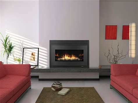 fireplace insert heat and glo cosmo gas insert with