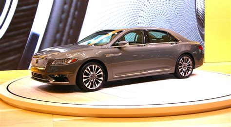 lincoln 2017 inside 2017 lincoln continental in the page 17