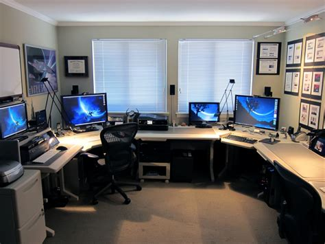 Best Small Home Setup Mac Setup The Office Of A Creative Director User