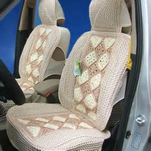 Crochet Seat Cover For Car Crochet Car Seat Cover Http Lomets