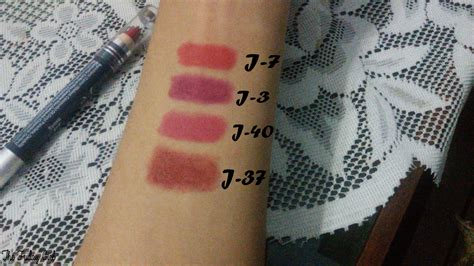 Tipe Lipstik Just Miss review just miss lip color lipstick friday
