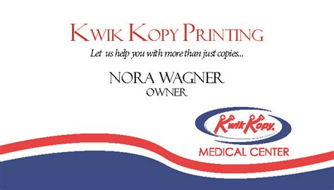 kwik kopy business card template kwik kopy business cards price image collections card