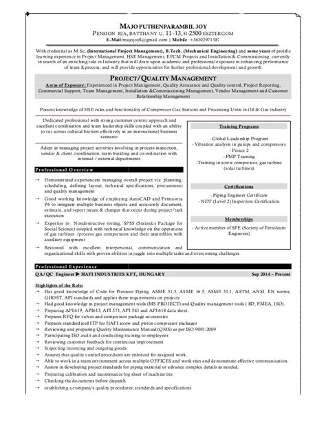 Electronic Tester Sle Resume by Test Automation Engineer Resume Qtp Sle Resume For Software Testers 28 Images 11 Qa Electronic