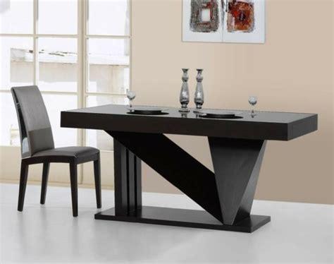 imagenes de mesas minimalistas muebles de comedor en el sal 243 n para las cenas especiales