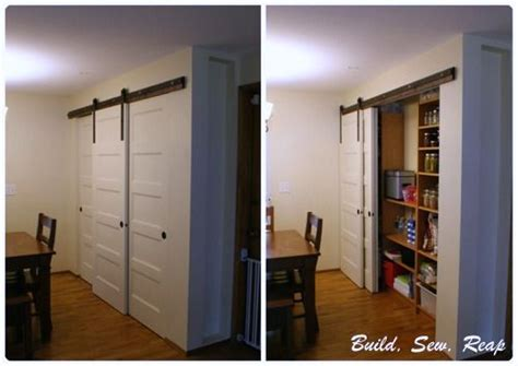 Sliding Pantry Door Hardware by Best 25 Bypass Barn Door Hardware Ideas On