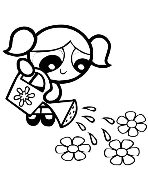 the powerpuff girls coloring pages az coloring pages