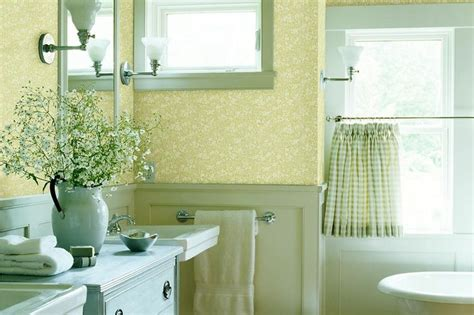 cottage style wallpaper brewster wall coverings fabric house showroom 159 at