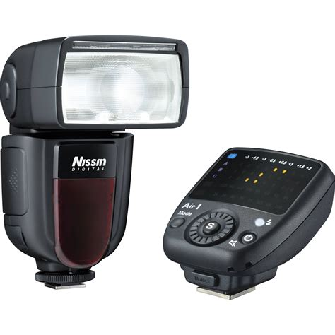 Nissin Flash nissin di700a flash kit with air 1 commander for nikon