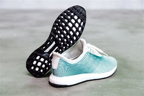 adidas  parley boost collab  world oceans day