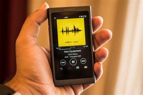 Sony Walkman Nw A35 sony nw a35 walkman review