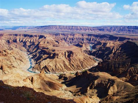 Fish River Canyon   AfricaList