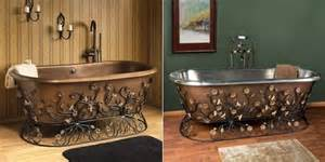 Antique Copper Bathtub Vintage Copper Bathtub Home Design Garden
