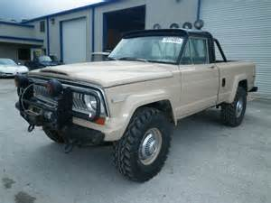 1978 Jeep J10 1978 Jeep J10 Information And Photos Momentcar