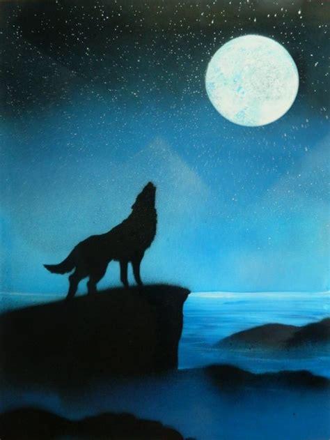 spray paint wolf wolf spray paint by kryptonite kid spray paint