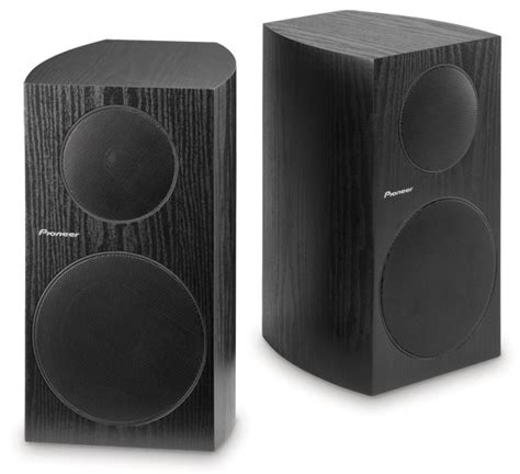 pioneer sp bs41 lr bookshelf speakers reviewed favourably